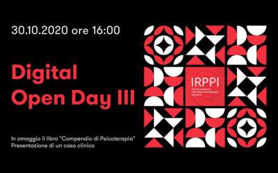 Terzo Digital Open Day | 30 Ott 2020