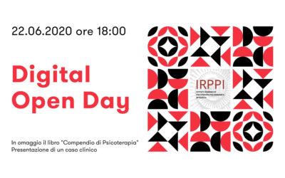 IRPPI – Secondo Digital Open Day | 22 Giu 2020