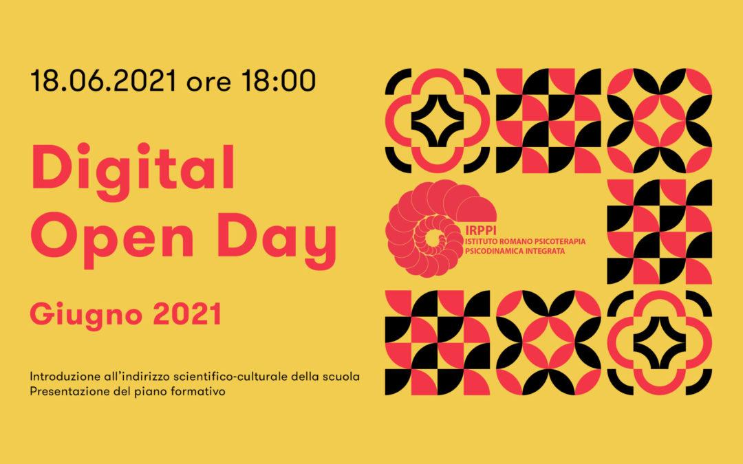 Digital Open Day Giugno | 18 Giu 2021