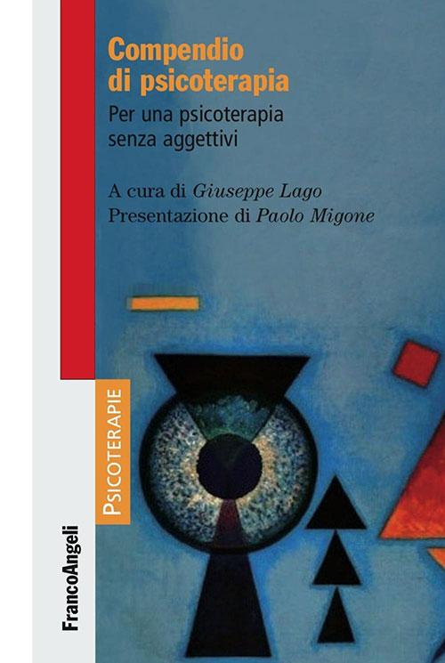 Copertina compendio di psicoterapia di Giuseppe Lago
