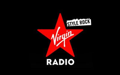 Intervista su Virgin Radio 2015