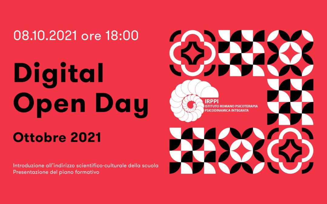 Digital Open Day Ottobre | 08 Ott 2021